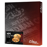 Prato Zildjian Zbt Kit Expander Zbte2p Crash 18   China 18