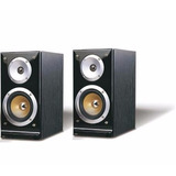 Pure Acoustics Qx900 S Caixas Bookshelf 150wrms Rev Of  par