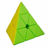Puzzle Moyu Pyraminx Magnetic Positioning Colorida Pirâmide