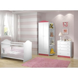 Quarto Completo 3 Pe�as Confete   Multim�veis