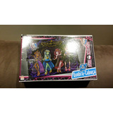 Quebra Cabe�a Monster High Grow 100 Pe�as   Boneco Simpsons