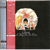 Queen - A Day At The Races - [ Cd Mini Lp ] -- Black Friday