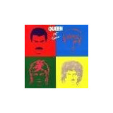 Queen Hot Space Cd Original Lacrado