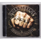 Queensryche   Frequency Unknown Cd Importado