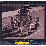 Queensryche 1997 Sign Of The Times Cd Single Importado