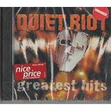 Quiet Riot   Cd Greatest Hits   Lacrado
