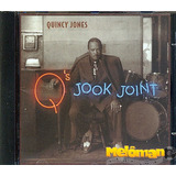 Quincy Jones 1995 Qs Jook Joint Cd Encarte Com 24 Páginas