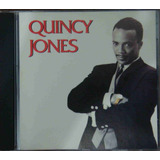 Quincy Jones Cd Nacional Usado Quincy Jones