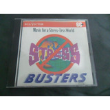 R m   Cd Original   Music For A Stress Less World   Busters