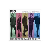 R5 Something Last Night Special Edition Cd Novo