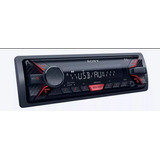 Radio Mp3 Player Sony Xplod Dsx a100 C  Entrada Usb E Aux
