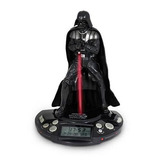 Radio Relogio E Alarme Star Wars Darth Vader   Jazwares