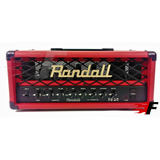Randall Rd20 Head Cabeçote 20w Valvulado Footswitch   Flame