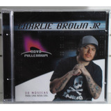 Rap Hip Hop Cd Charlie Brown Jr  Novo Millennium  20 Músicas