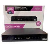 Receptor Elsys Etrs30 Duomax Hd Anal�gico  Digital E Hdtv