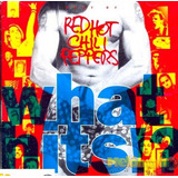 Red Hot Chili Peppers   What Hits? Cd Importado Japão
