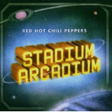 Red Hot Chili Peppers Stadium Arcadium 2 Cds Lacrado