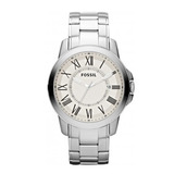 Rel�gio Fossil Grant Stainless Steel   Ffs 4734z   Masculino