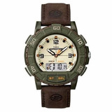 Rel�gio Masculino Timex Expedition Double Shock T49969wkl tn