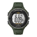 Rel�gio Masculino Timex Expedition Shock T49951wkltn   Verde