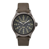 Rel�gio Masculino Timex Expedition Tw4b01700ww n   Cinza