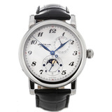1f2bf01d961 Relógio Montblanc 110642 Star Twin Moonphase Automatico