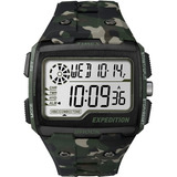 Relógio Timex Expedition Digital Cronógrafo Tw4b02900   Nf