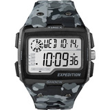 Rel�gio Timex Expedition Digital Cron�grafo Tw4b03000   Nf