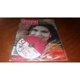 Revista Gospel Music Cd N°7   Aline Barros   Com Cd