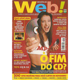 Revista Web    Nov 1999  No  2  Fim Do Cd  Sabrina Parlatore