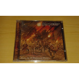 Rhapsody   Rain Of A Thousand Flames   Cd Novo