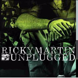 Rick Martin Mtv Unplugged Cd Lacrado Sony   Bmg