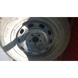 Roda Original Ferro Vw Golf Polo Fox Aro 14   5 Furos