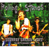 Rolling Stones Cd Duplo Square Garden Licks Raro Novo Import