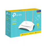 Roteador Wireless 300mbps Tp link Tl wr 849n Wifi Ver 6 0