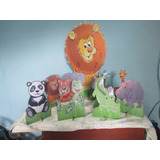 Safari Display De Mesa E Ch�o   Infantil mdf