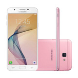 Samsung Galaxy J5 Prime 32gb Câmera 13mp frontal 5mp Rosa