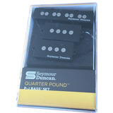 Set Captadores Seymour Duncan Quarter Pound Pj