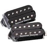 Set Com 2 Captadores Seymour Duncan Hot Rodded Sh 2n E Sh 4
