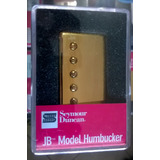 Set De Captadores Seymour Duncan Jb    59 Model Gold   Usa