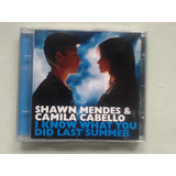Shawn Mendes Camila Cabello I Know What U Did Last Summer Ep