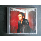 Simply Red   Greatest Hits   Importado    Cd