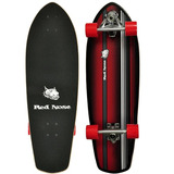 Skate Long Carver Simulador Surf Swing Shape Red Nose 464800