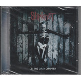 Slipknot   Cd The Gray Chapter   Lacrado