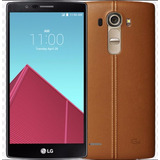 Smartphone Lg G4 H818  Hexa Core 1 8 Ghz  Android 5 0  couro