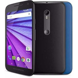 Smartphone Moto G3 Geotel 3 Geracao Android 3g 2 Chips