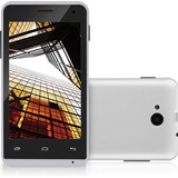 Smartphone Ms40 3g 2chips 5mp 4pol Branco Multilaser