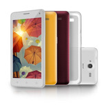 Smartphone Ms50 Colors  8gb  Dual Chip  3g  8mp Branco P9002