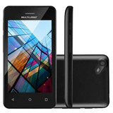 Smartphone Multilaser Ms40s Preto Camera 5 Mp 3g  8gb P9025