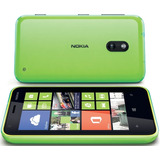 Smartphone Nokia Lumia 620 Windows 8 5mp Wi fi 8gb Gps Verde